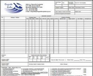 Hockey Score Sheet Software